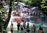 Dunn's River Falls & Jungle River Tubing Adventure Tour from Kingston