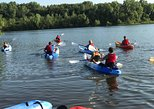 Kayak Rentals at Quarry Springs Outfitters