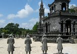 Hue Royal tombs half day afternoon group tour