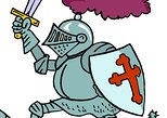 BECOME A BRAVE KNIGHT IN PIRAN (KIDS)