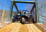 Jorullo Bridge RZR for 2 people 200 USD. Book with 60 USD the rest at check in
