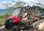 UTV Side By Side Off Road Ride with Canopy Tour RIU Guanacaste & Hermosa Beach