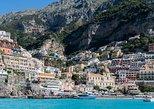 Amalfi & Positano daily boat tour