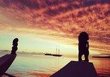 Bora Bora Private Sunset Cruise on a traditional Catamaran