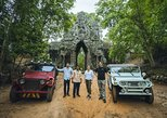 Asia - Cambodia: Jeep Tour: Angkor Wat Discovery