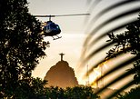 Book Your Helicopter Flight -The Best of Rio - Sugar Loaf and Christ by Rio2Fly