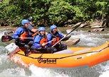 Ocoee River Guided Whitewater Rafting Trip