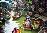 (Private) Bangkok Damnoen Saduak+Dangerous Railway+Dragon Temple Tour