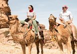 Exclusive Camel Trek and Back Hike Entrance to Petra, Jordan
