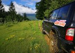1 Day - 4x4 Private Tour in Transylvania