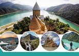 2 full day private tours in Georgia