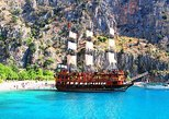 Antalya kemer pirate boat tour