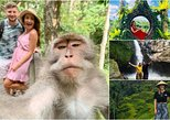 Bali - Monkey Forest - Rice Terrace - Waterfall - Coffee and Temple Tour