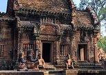 Angkor Wat Outer Circle (Banteay Srei, Beng Mealea, etc) and Kampong Phluk Tour