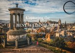Edinburgh Highlights Photography Tour