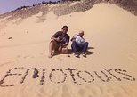 PRIVATE DAY TRIP TO BAHARIYA OASIS VISIT BLACK AND WHITE DESERT FROM CAIRO