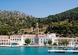 BOAT TRIP TO SYMI BY SPEEDBOAT (Panormitis optional) with Half Price Tours