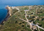 Pointe du Hoc,Omaha Beach, American Cemetery - Day trip from Paris to Normandy
