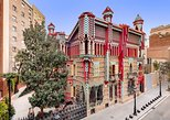 Casa Vicens (Gaudi's first house). Direct Entry