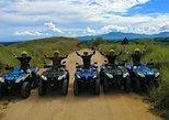 ATV Quad Bike and Zip Line Adventure Tour (Departs Nadi)