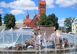 3-hrs sightseeing tour around Minsk (Private Driving & Walking Tour)