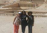 Africa & Mid East - Egypt: Private Budget Luxor Day Trip to West Bank visit Valley Kings Memnon Colossi