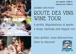 Canada - Quebec: Wine tour on Ile d'Orleans, Route des vins sur l'Ile d'Orleans