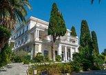Private Shore Excursion Corfu, visit Achilleion Palace, Mon Repo, Old Corfu Town