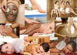 Moroccan Program 140 min ( WITH OIL MASSAGE ) + ( 2 Body Scrub )