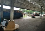 Circular Train in Yangon