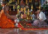 Asia - Cambodia: Monk Blessing & Artisan D'Angkor Half Day Tour