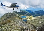Panoramic Flight over the famous Rila Lakes
