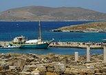 Ancient Delos & Rhenia Island - Mikonos