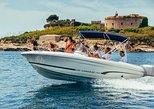 Private Speedboat Tour: Herceg Novi - Mamula - Blue Cave - Žanjice ( 1h 45m )