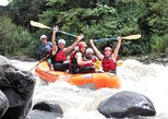 Adventure-Fun -River Rafting in - Baños Ecuador