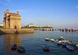 Mumbai City with Kanheri Caves Tour