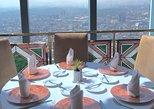 Dinner at the Revolving Bellini Restaurant in Mexico City