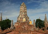 one day trip to ayutthaya by bus and cruise back by grand pearl