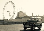 Private London Landmarks in a Classic Land Rover