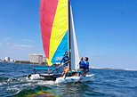 Sailing Adventure in Miami's Biscayne Bay 100% wind powered