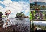Bali in 2-Days: Ubud, Kintamani, Bedugul and Tanah Lot Tour