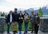 Biking Turnagain Arm and lunch at Alyeska Tram tour