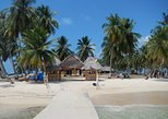 2 Nights in Island Aguja Bungalow with Private Bathroom.