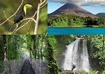 Arenal Volcano National Park, Lake, Hanging Bridges, Waterfall, Birds Sanctuary