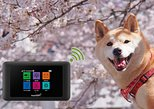 Unlimited WiFi Router Hotspot Kansai (Osaka) Airport 4G LTE plus Free Power Bank