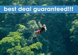 ZIP LINE Puerto Vallarta, Best deal 10 amazing ziplines! Transportation included