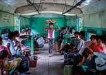 Yangon morning food tour with train ride