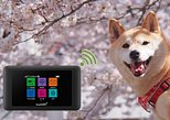 Unlimited WiFi Router Hotspot Haneda Airport 4G LTE plus Free Power Bank