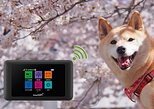 Unlimited WiFi Router Hotspot Narita Airport 4G LTE plus Free Power Bank