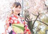 Osaka Kimono Rental Wafuku Sakura